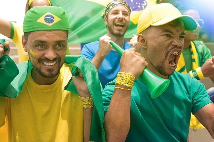 hinchas de brasil copa america 03
