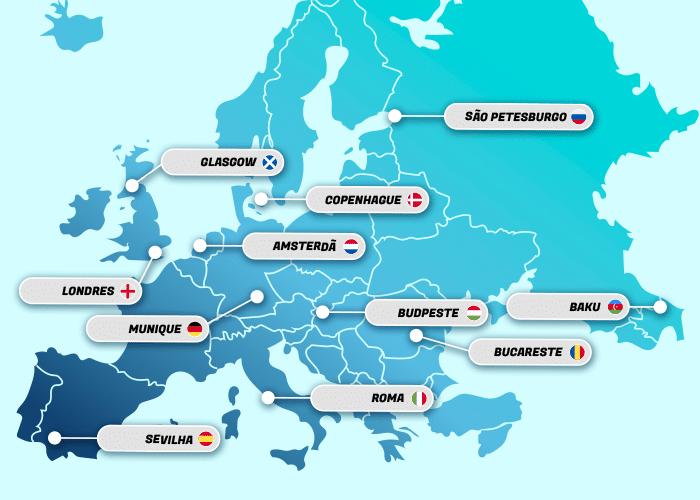 Imagem mapa sedes