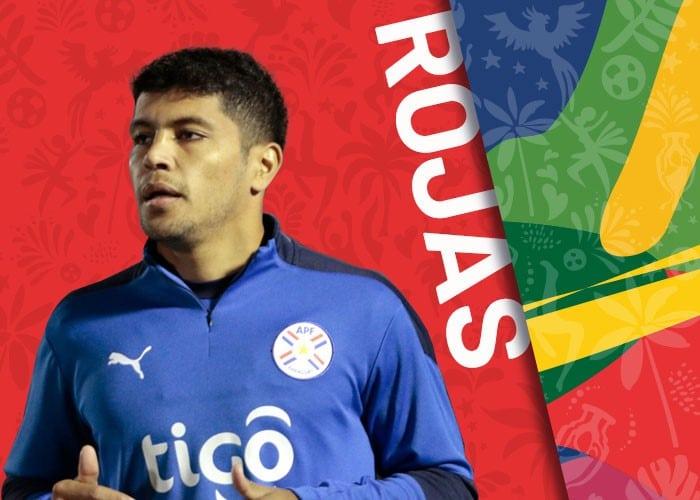Rojas Paraguay copa america 2021