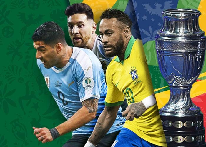 copa america_luis suarez_neymar_messi_uruguai_argentina_brasil_taca da copa america