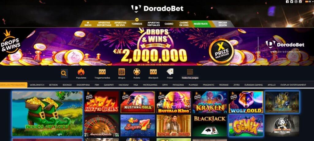 doradobet casino 2021