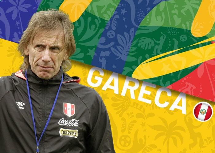 ricardo gareca tecnico da selecao peruana_copa america 2021
